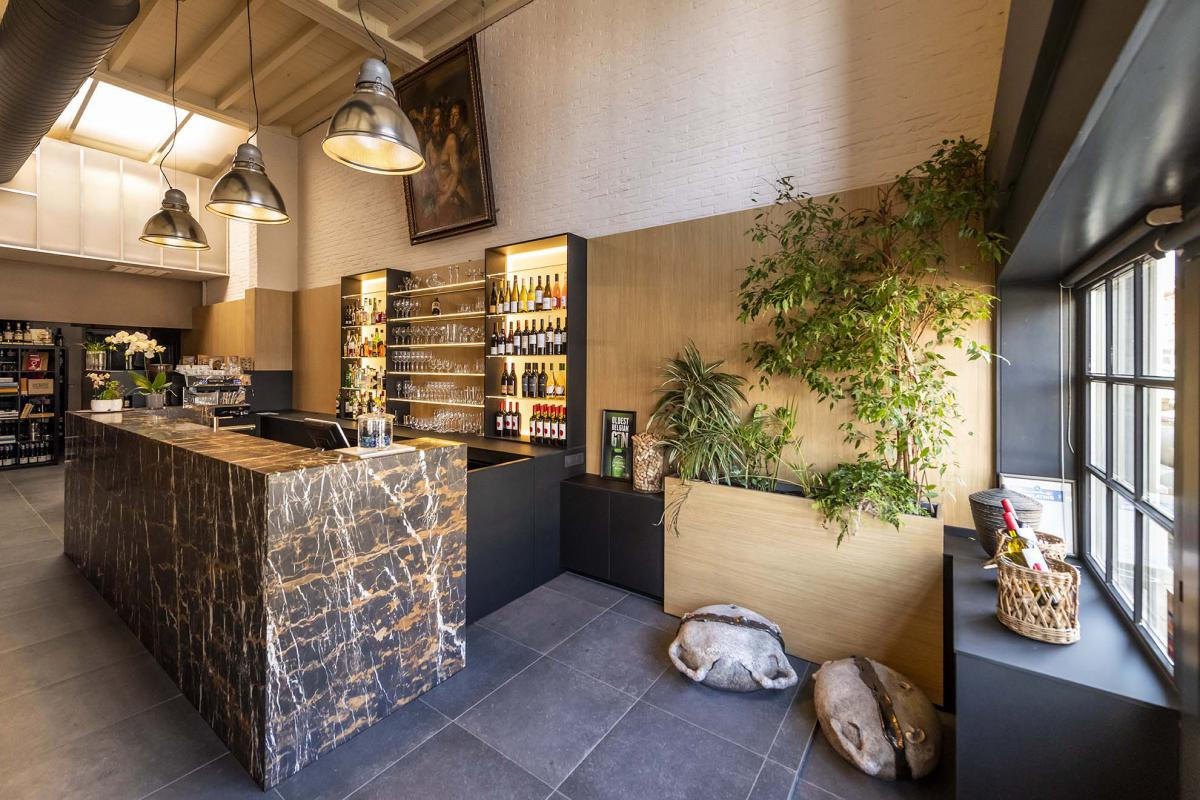 Renovatieproject Brasserie